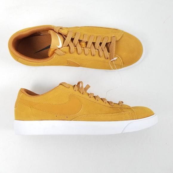 c9af6bd2ca Nike Shoes   Blazer Low Suede Mens Sneakers Desert   Poshmark